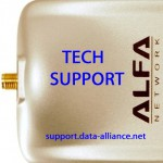 Technical support for Alfa WiFi USB adapters