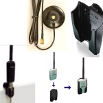 Alfa WiFi Mounts for Antennas & USB wireless adapters