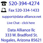 Data Alliance contact information