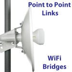 Ubiquiti NanoBridges for Point to Point and point to mulit-point links