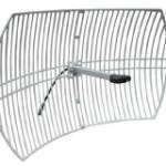 Grid Parabolic WiFi Antenna 24dBi