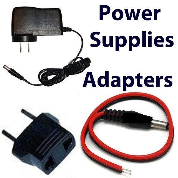 Power Supplies and Adapters