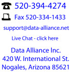 Data Alliance Inc. contact information