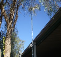 Alfa R36 WiFi router/repeaters: Outdoor installations of
